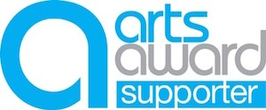 Arts Award Supporter badge