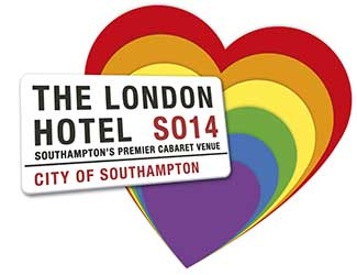 The London Hotel logo
