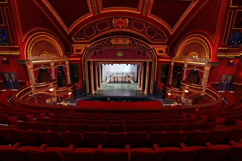 Mayflower theatre southampton dedicate a seat plaque on one of our seats freerunsca Gallery