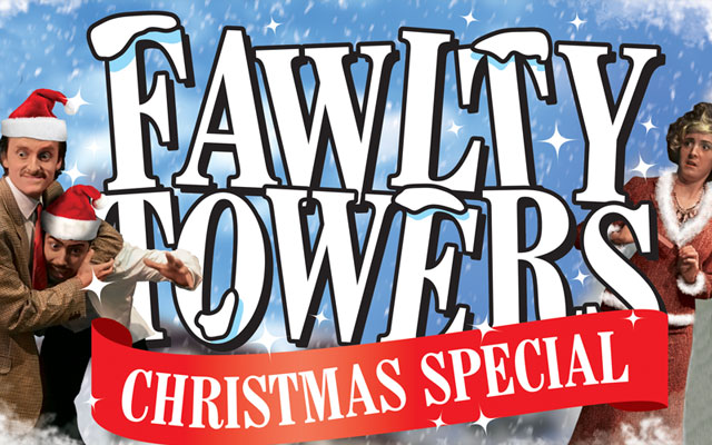 Christmas Special.Fawlty Towers Christmas Special