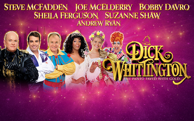 Image result for mayflower panto 2018 poster