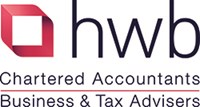 HWB Chartered Accountants website